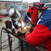 Gator Dime Stackin' Challenge, Texas high school welding competition